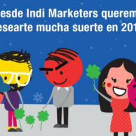 Tendencias de Marketing digital en 2017. Feliz Año